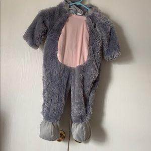 Halloween costume worn once